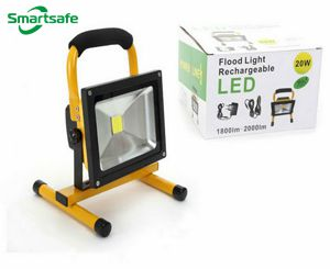 Rechargeable LED Flood Light 20W