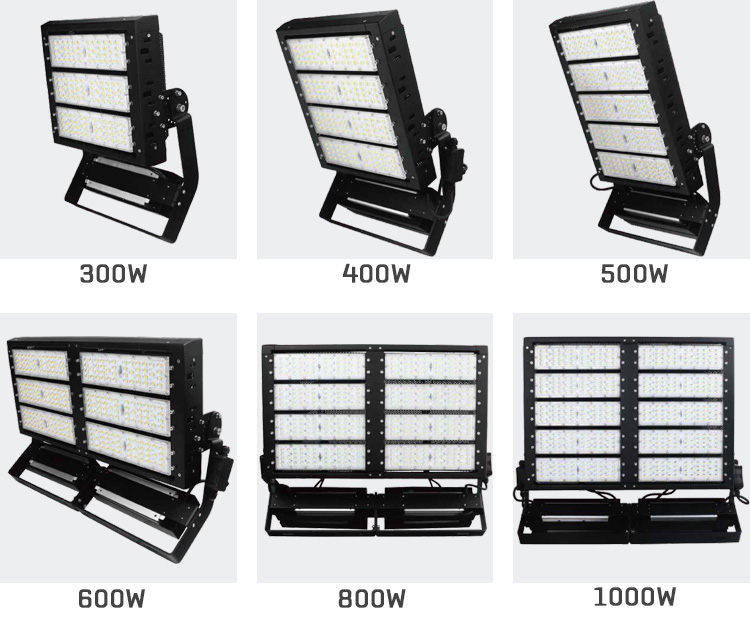 Stadium LED Flood Light(300W)